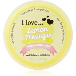 I love... Lemon Meringue peeling cukrowy  200 ml