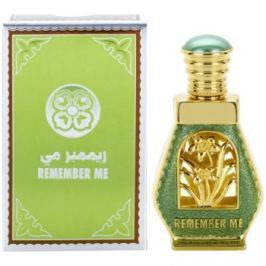 Al Haramain Remember Me perfumy unisex 15 ml