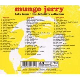 BABY JUMP - THE DEFINITIVE COLLECTION - Mungo Jerry (Płyta CD)