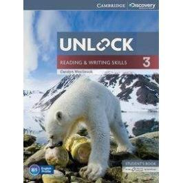 Unlock 3 Reading and Writing Skills Student's Book and Online Workbook - Carolyn Westbrook