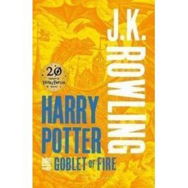 Harry Potter and the Goblet of Fire - Joanne K. Rowling