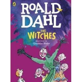 The Witches Colour Edition - Roald Dahl