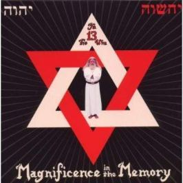 Magnificence In The Memory - Yahowha 13 (Płyta CD)
