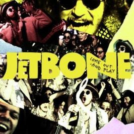 COME OUT AND PLAY - Jetbone (Płyta CD)