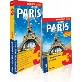 Explore! guide Paris 3w1 - .