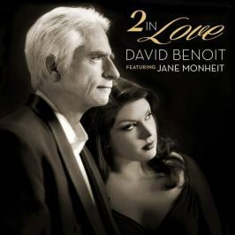 2 IN LOVE - Benoit, David, Monheit, Jane (Płyta CD)