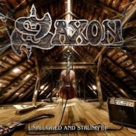 UNPLUGGED AND STRUNG UP - Saxon (Płyta CD)