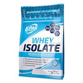 6PAK Whey Isolate - 700g - Strawberry